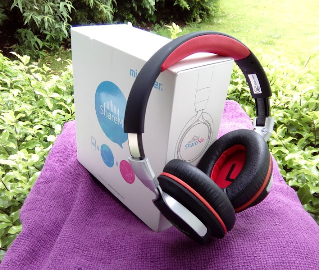Mixcder Shareme Vii Bluetooth Over Ear Foldable Headphones!