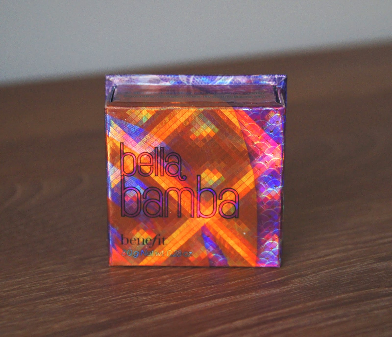 benefit box powder collection bella bamba blush review