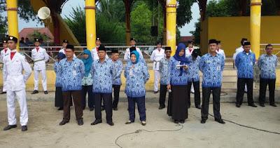 Kemenag Tanjungbalai Hadiri Upacara Peringatan HARDIKNAS