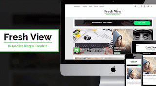 fresh-view-responsive-blogger-template