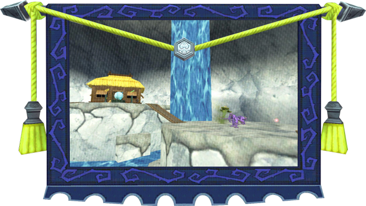Wizard101 Tapestry - Cave of Solitude