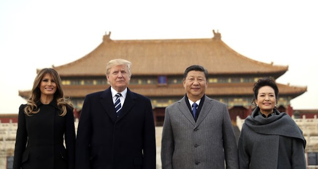 US-China tensions intensify after election meddling claim
