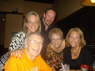 Betty Morton and family