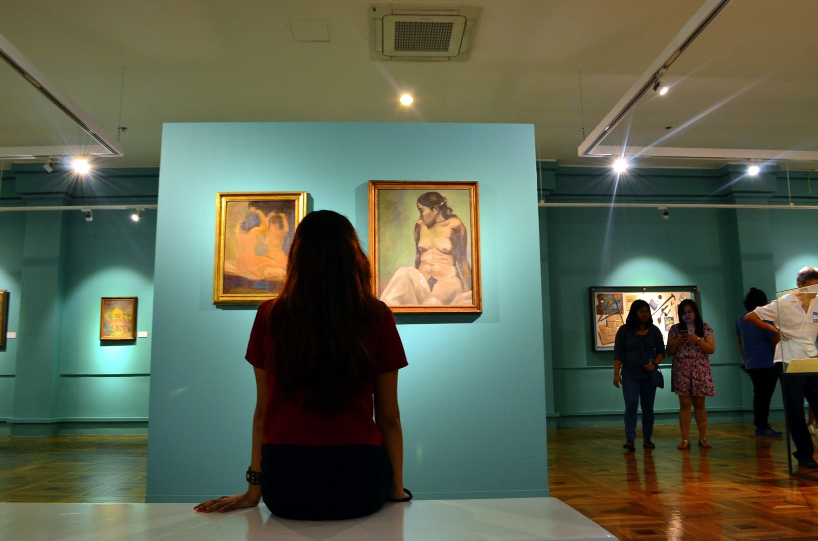 National Museum art collection