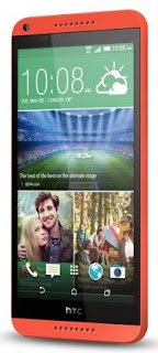 Cara Reset HTC Desire 816 Lupa pola & Password