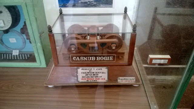 Photos of Rail Museum in Hyderabad at Kacheguda