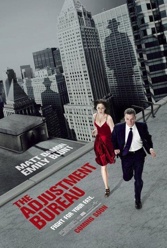 Nonton Film The Adjustment Bureau (2011)