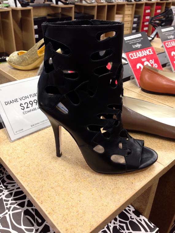 b4944084a6b325 Fashion Herald  DSW Shoe of the Week  DVF Boots