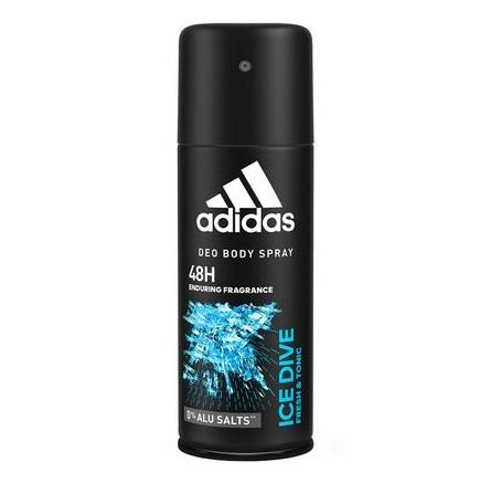 3. Adidas Ice Dive best body spray for men