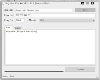 Bug Host Checker