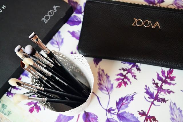 Pędzle Zoeva, najlepsze pędzle do makijażu, Zoeva brushes