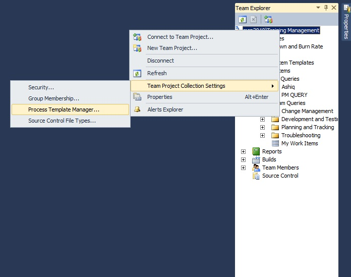 team foundation server process templates - what is process template in team foundation server tfs
