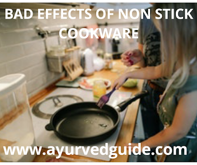 Nonstick Cookware Health Harm Causes Prevention Alternative