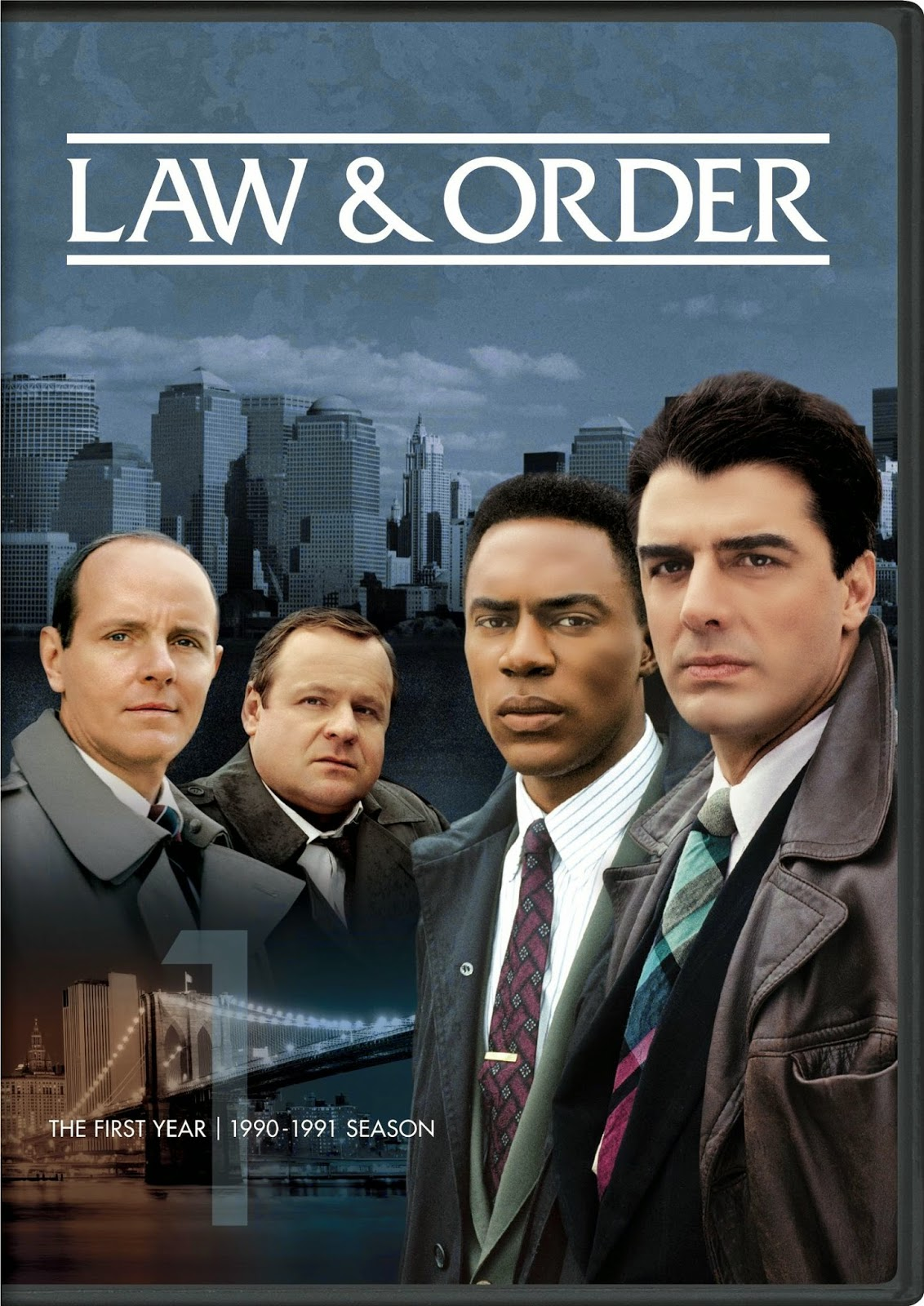 Critics At Large Law Amp Order An Actor S Paradise
