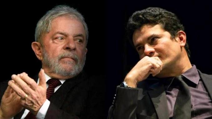 Lula perde mais uma no STF e será mesmo julgado por Moro