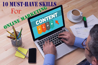 skills you must have to become a successful online marketer