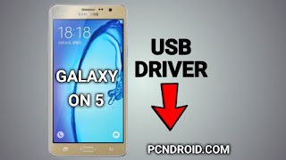 download usb driver for galaxy on5