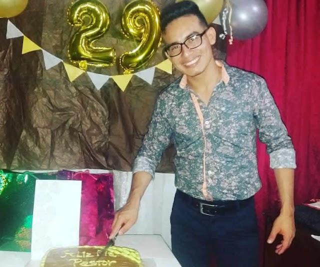 Cumpleaños de nuestro Pastor