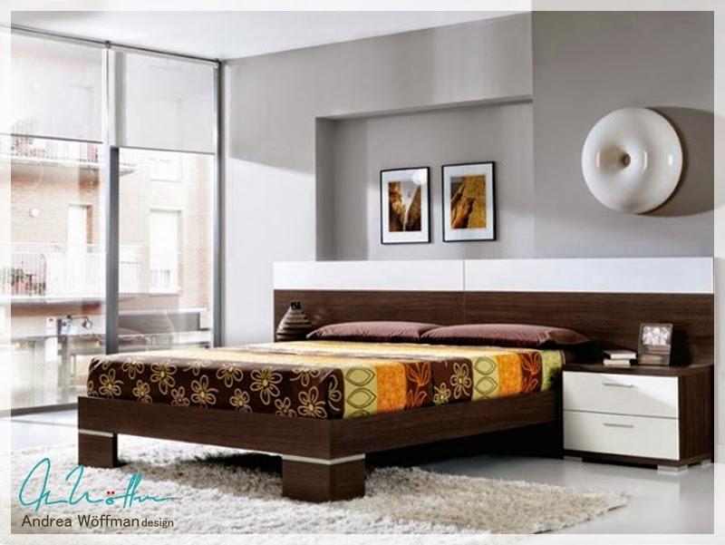 Amoblamientos Y Productos Andrea Woffman Dormitorios Adultos - Dormitorios-adultos