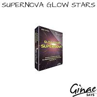 Glow Stars Supernova
