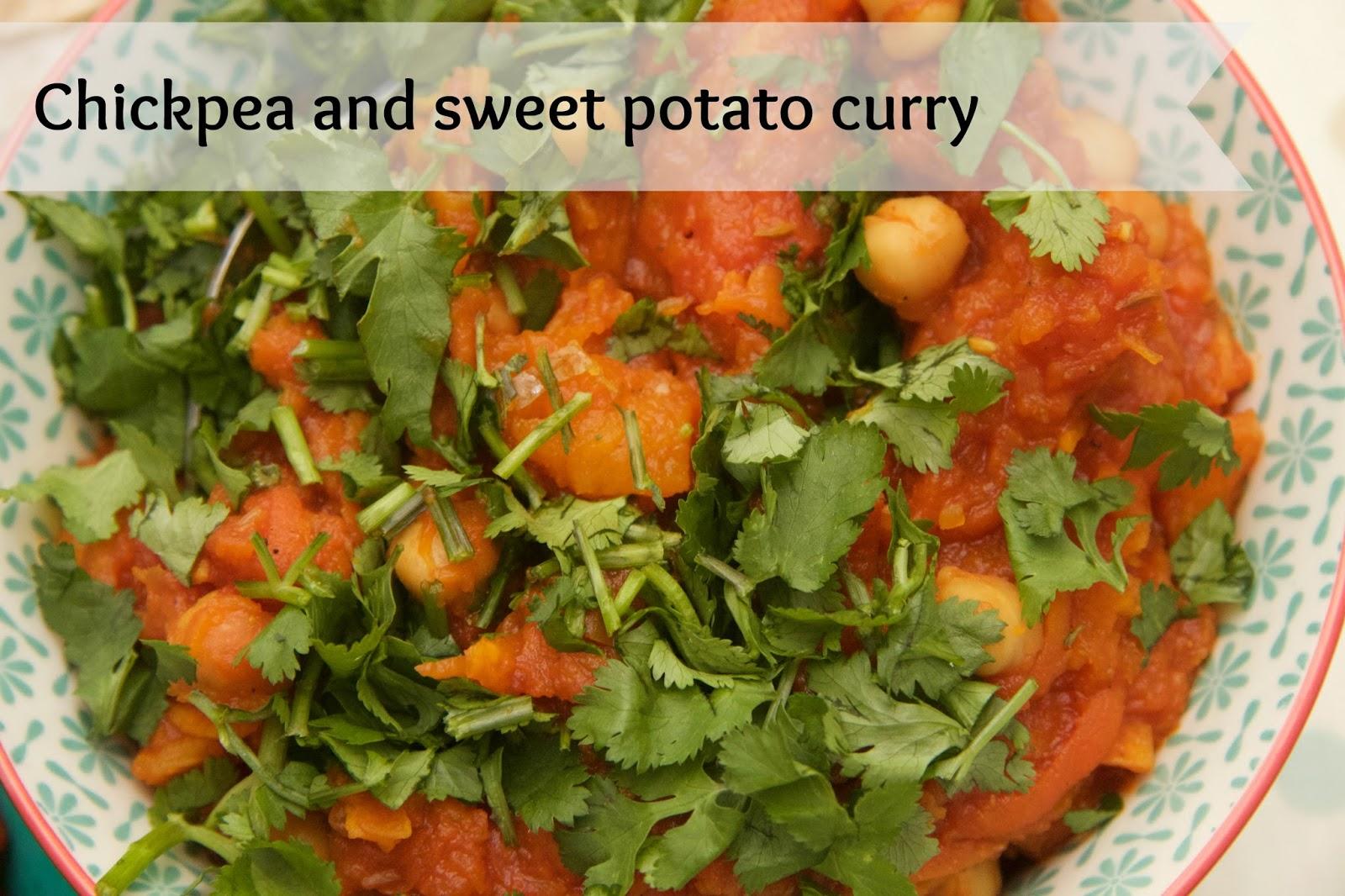 Penelopes Pantry Chickpea Curry Recipe Vegan Dairy Free