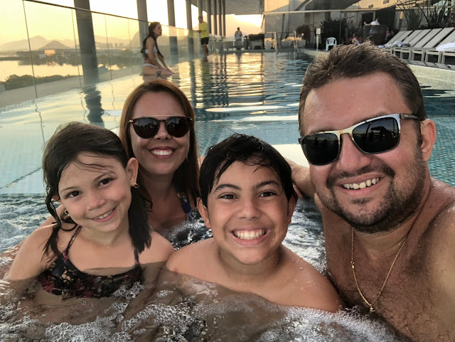 Hilton Barra - Hospedagem 5 estrelas