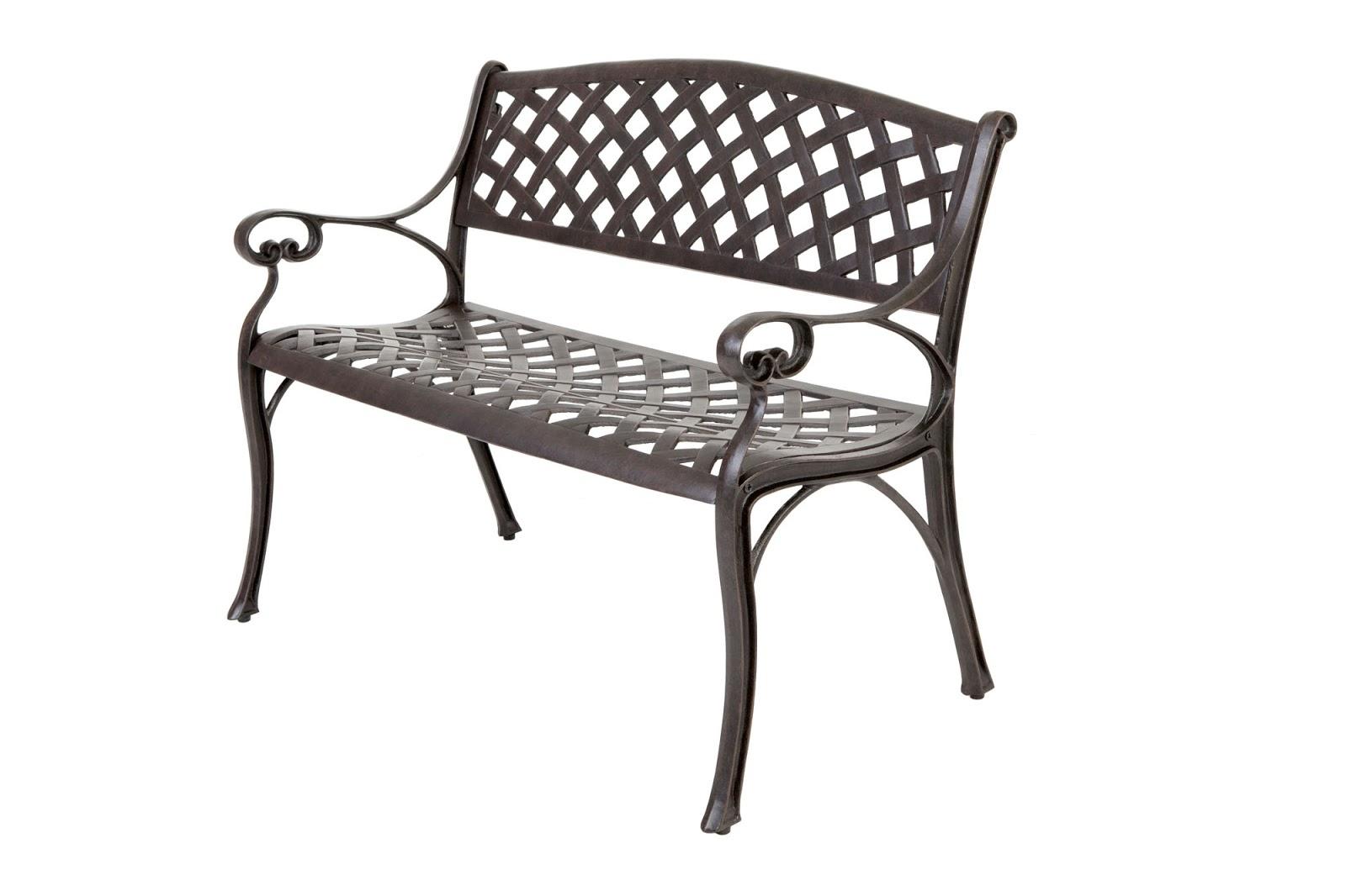 Outside Edge Garden Furniture Blog: Free Cast Aluminium