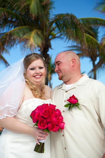 Disney Dream Cruise Wedding - Castaway Cay