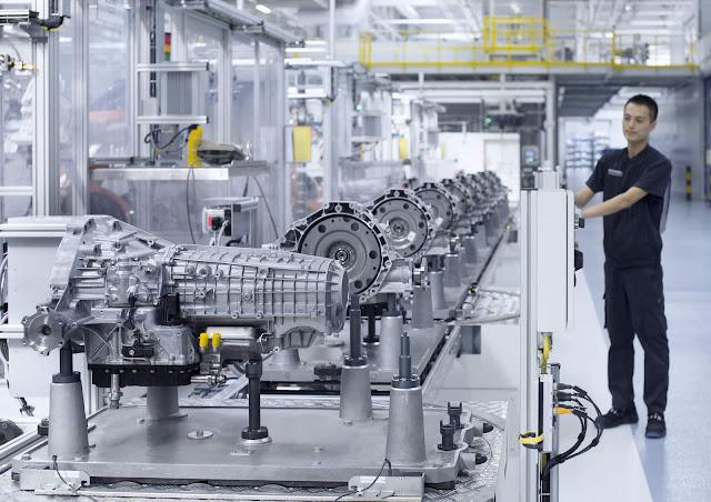 Fabrica Audi China