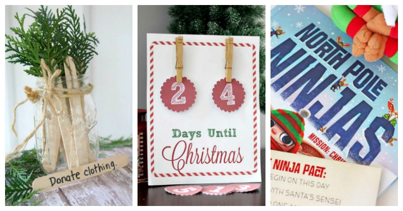 Christmas Countdown Ideas.Christmas Countdown Ideas Your Whole Family Will Love