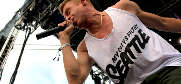 I First Heard Macklemore While Listening To Npr Tiny Desk Concert Back In February Of This Year He Played 3 Tracks Same Love Thrift And Hands Up Or
