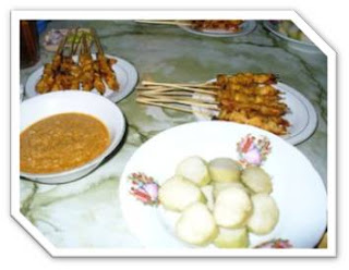Makananan Khas Indonesia Sate ambal