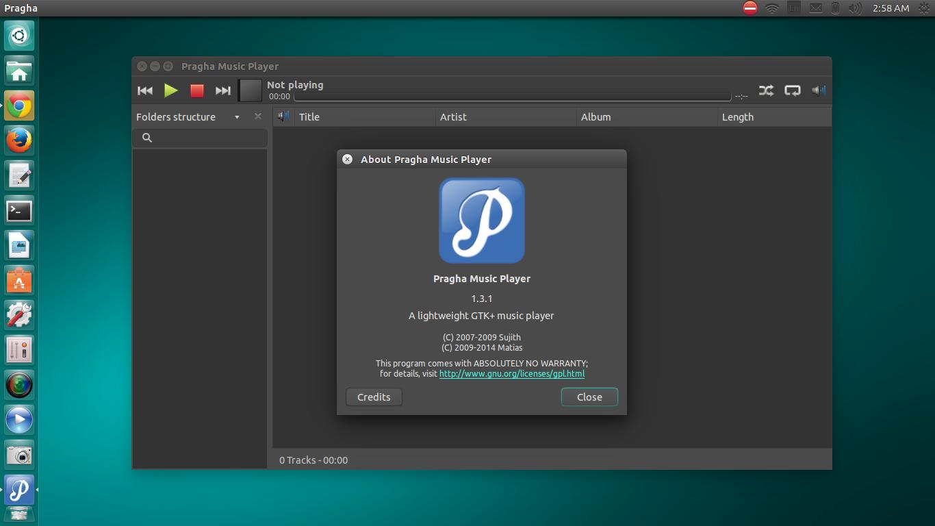 Ubuntu Alive, Explore, And Learn : How To Install Pragha A