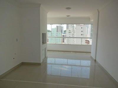pintura de apartamento alugado