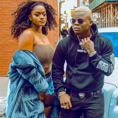 Harmonize Ft. Seyi Shay - Ko Ma Roll