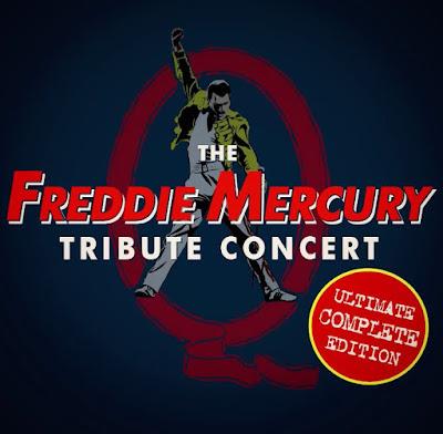 Tributo A Freddie Mercury Completo (Video)