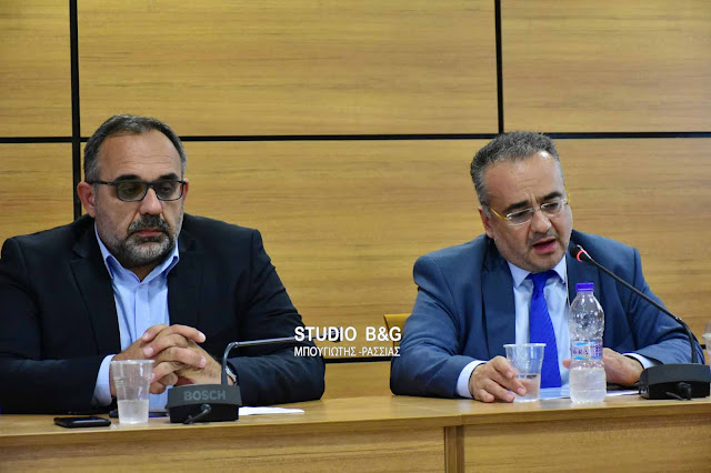 Ναύπλιο: Με ενδιαφέρον η ημερίδα το Δικηγορικού Συλλόγου για τις εισφορές, τα ειδοποιητήρια ΕΦΚΑ και τις 120 δόσεις