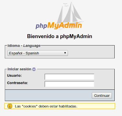 phpmyadmin - LinuxAll