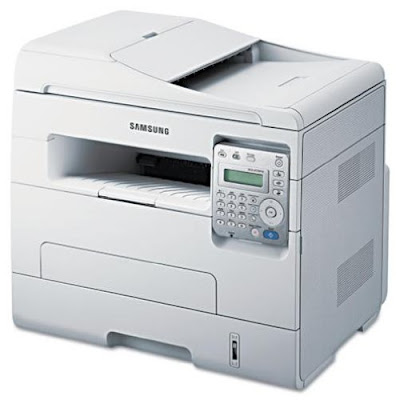 White Laser Printer to represent inwards whatever environs Samsung Printer SCX-4729 Driver Downloads