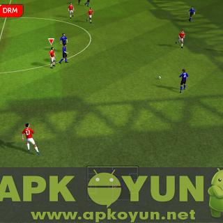 Dream League Soccer 17 v4.10 MOD APK - Oyuncu Hilesi 2017