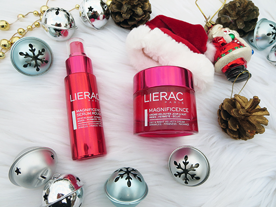 LIERAC Magnificence serum and Magnificence Day and Night cream ~ #Review #2017GiftGuide