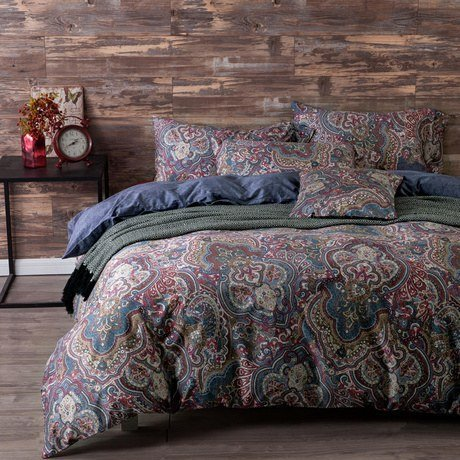 Purple Paisley Comforters & Bedding Sets