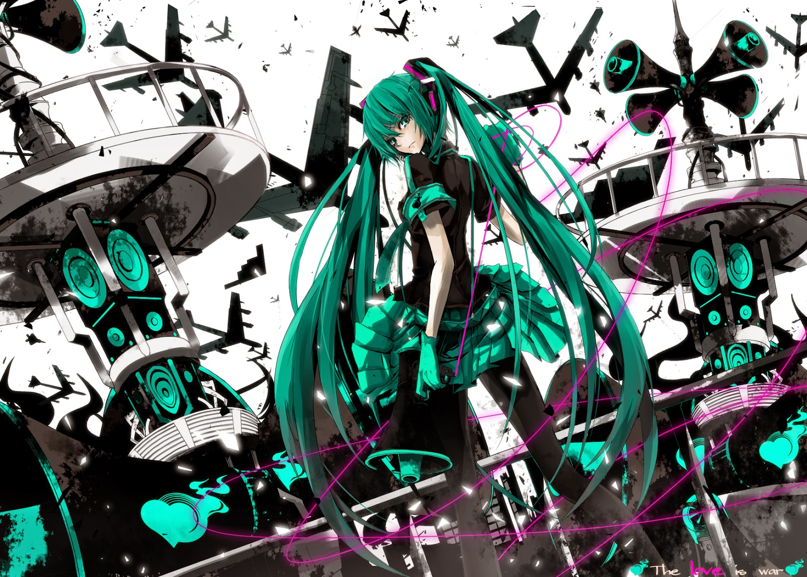 Velisas Blog Top 10 Hatsune Miku Songmy Version