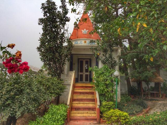 Yogoda Satsanga Math garden