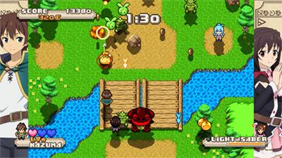 Konosuba: Attack of the Destroyer Screenshot 1