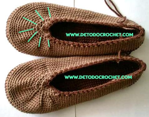 zapato-crochet-