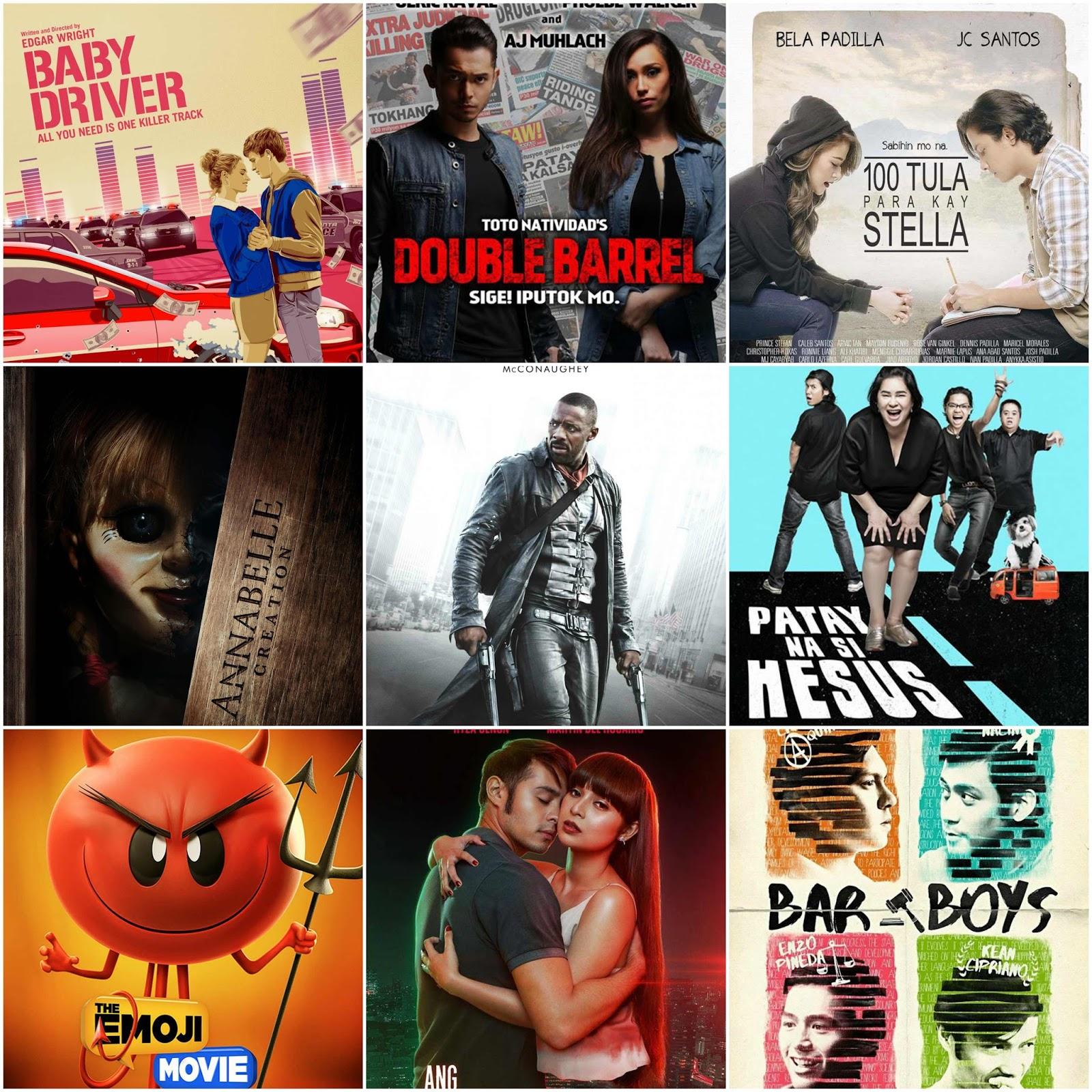 Lakwatsera Lovers: Upcoming Movies: August 2017