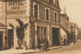 Hôtel des Voyageurs à Cour-Cheverny