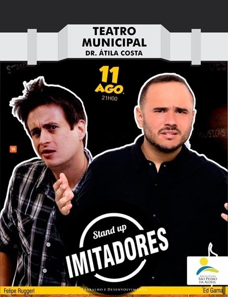 Teatro Municipal de São Pedro da Aldeia terá atração por 20 reais neste fim de semana