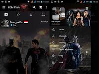 Update  BBM Dawn Of Justice v3.0.18 Terbaru